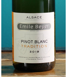 Domaine Emile Beyer, Alsace Pinot Blanc Tradition 2019