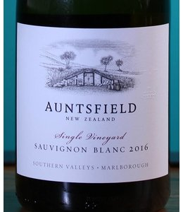 Auntsfield, Single Vineyard Sauvignon Blanc Southern Valleys 2020