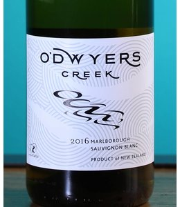 O'Dwyers Creek, Sauvignon Blanc 2016