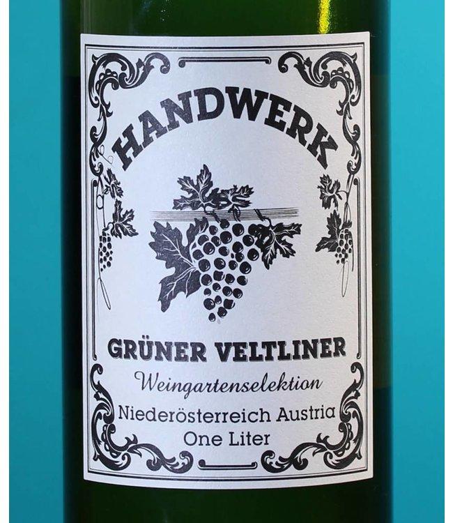 Handwerk, Grüner Veltliner Weingartenselektion 2019 (1 liter)