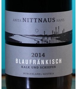 Anita & Hans Nittnaus, Blaufränkisch Kalk und Schiefer 2015