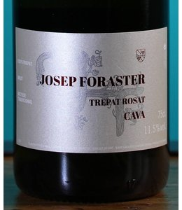 Josep Foraster Trepat Rose CAVA Brut NV