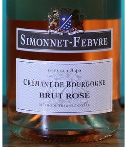 Simonnet-Febvre, Crémant de Bourgogne Rosé NV