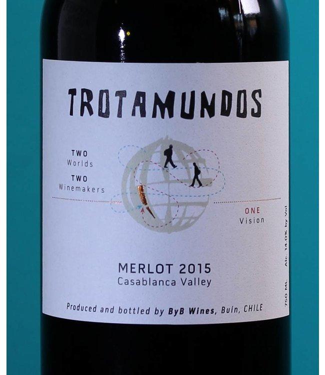 Trotamundos Merlot, 2015