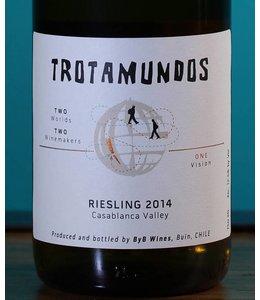 Trotamundos, Riesling 2014