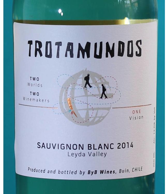 Trotamundos, Sauvignon Blanc 2014