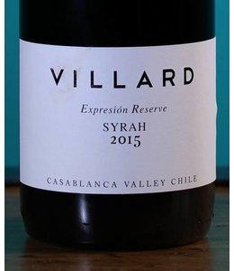 Villard Syrah 2015
