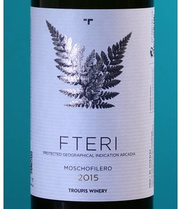 Troupis Winery, Mantinia Moschofilero Fteri 2019