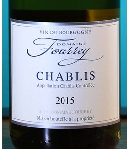 Domaine Fourrey, Chablis 2017