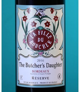 The Butcher's Daughter, Reserve Bordeaux 2016