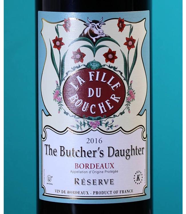 The Butcher's Daughter, Reserve Bordeaux 2019