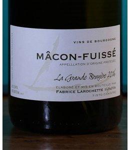 Fabrice Larochette, Mâcon-Fuissé 207