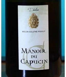 Manoir du Capucin Mâcon Solutré-Pouilly Délice 2018