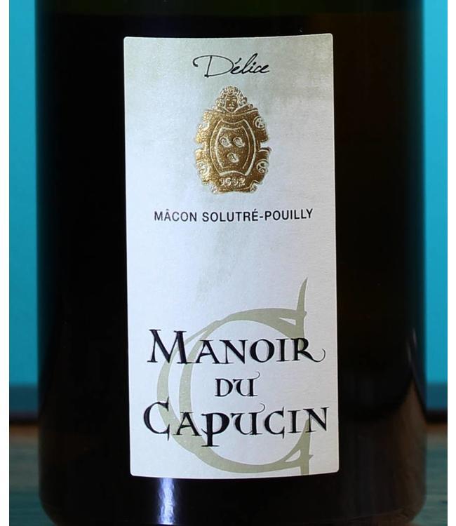 Manoir du Capucin Mâcon Solutré-Pouilly Délice 2019