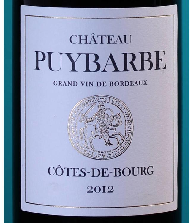 Chateau Puybarbe Cotes-de-Bourg 2014