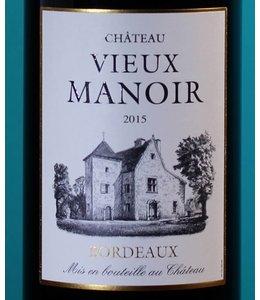 Château Vieux Manoir, Bordeaux 2015