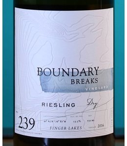 Boundary Breaks Riesling No. 239 2016