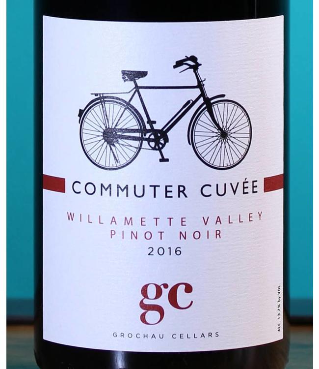 Grochau Cellars, Willamette Valley Pinot Noir Commuter Cuvée 2019