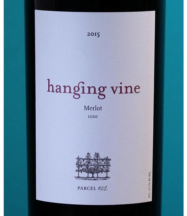 Hanging Vine, Parcel Nine Merlot 2017