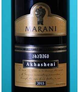 Marani - Akhasheni Semi-Sweet Red, Georgian Wine