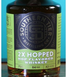 Southern Tier Distilling Company, 2x Hopped Hop Flavored Whiskey