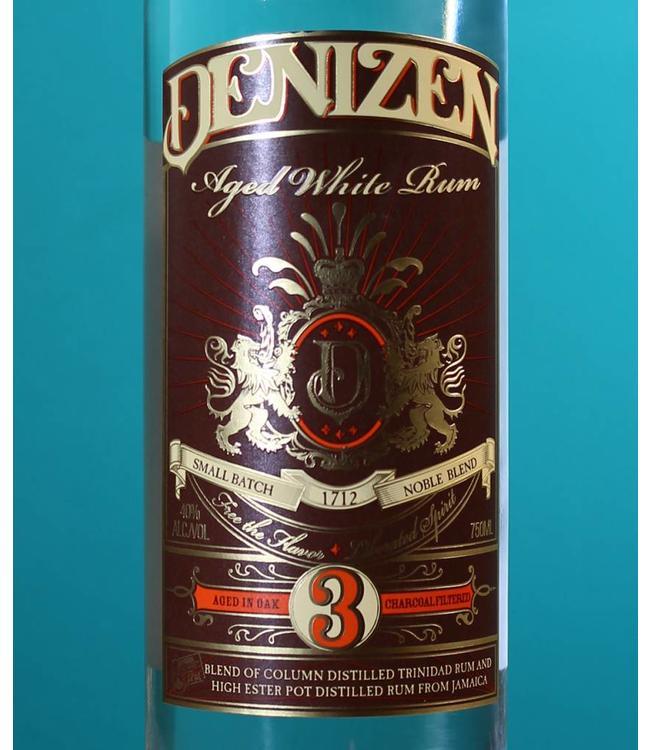 Denizen, Aged White Rum