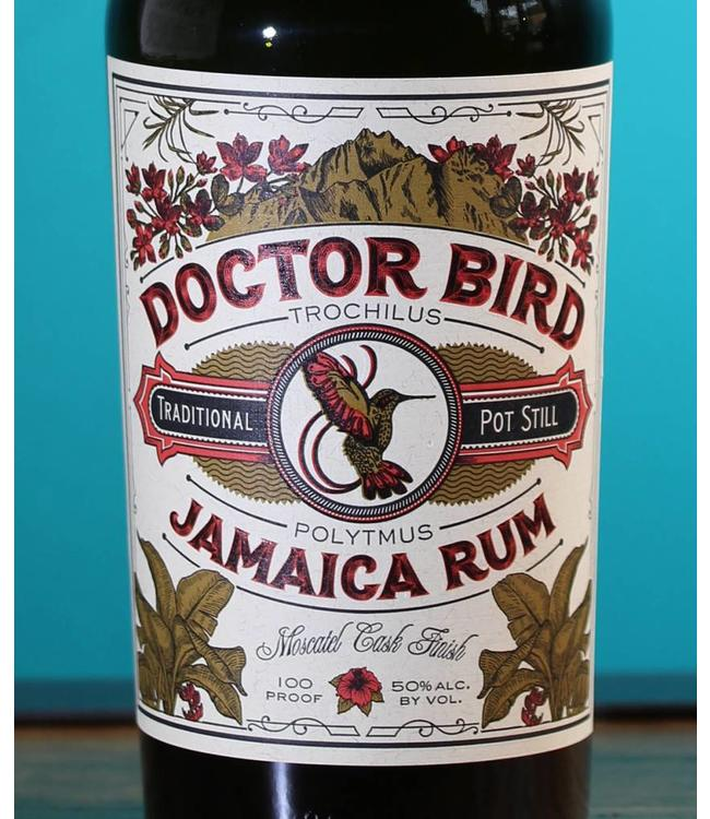 Two James, Doctor Bird Rum