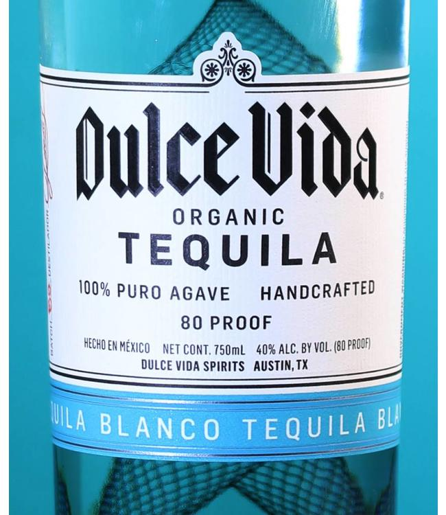 Dulce Vida, Blanco Tequila 80 Proof