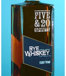Five & 20 Spirits, Rye Whiskey