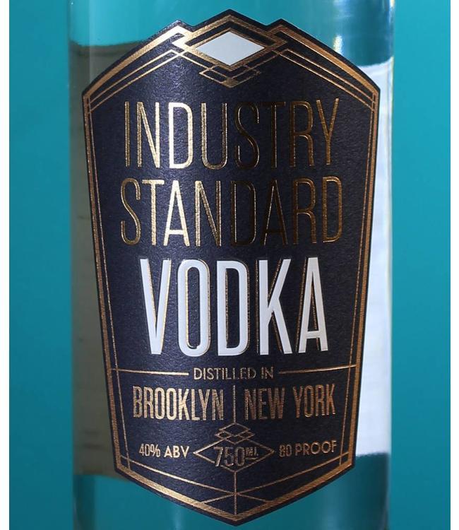 Industry City Distillery, Industry Standard Vodka