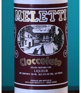 Meletti, Cioccolato