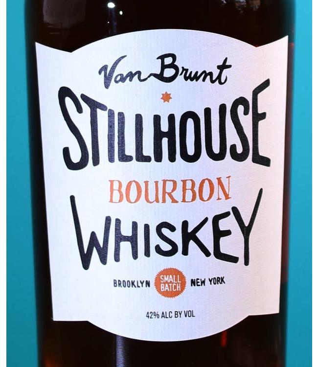Van Brunt Stillhouse, Van Brunt Stillhouse Bourbon Whiskey