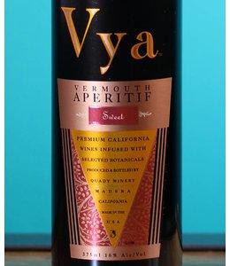 Quady Vya Sweet Vermouth NV (375)