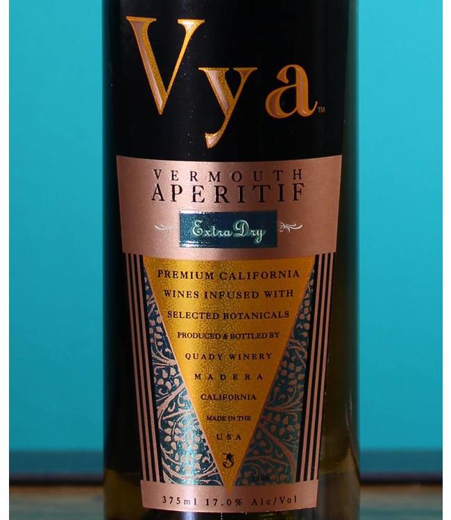Quady Extra Dry Vermouth NV (375)