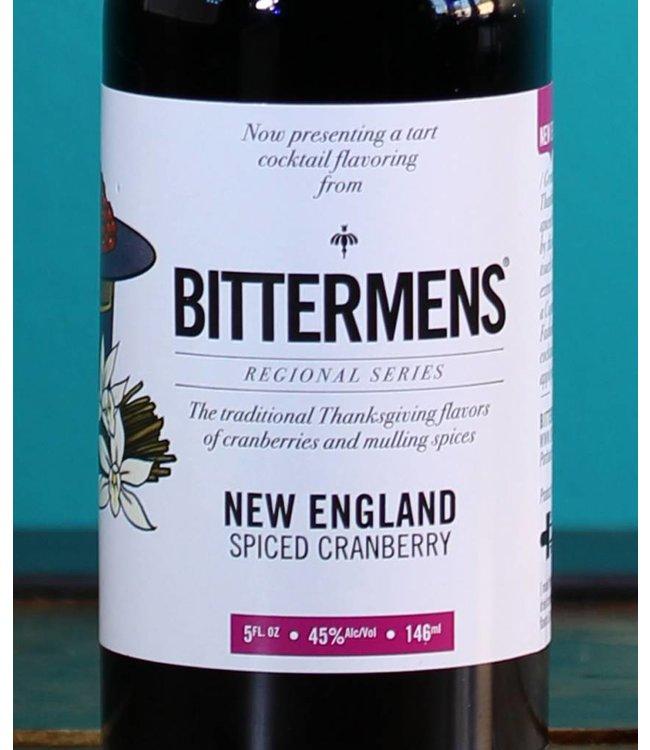 Bittermens, New England Spiced Cranberry