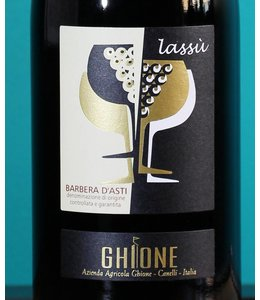 """Ghione, Barbera d'Asti """"Lassu"""" 2013"""