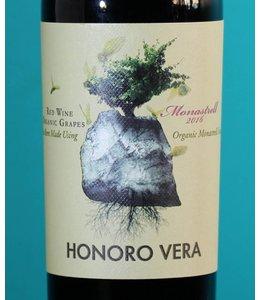 Honoro Vera, Monastrell Organic 2018