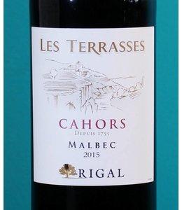 Rigal, Cahors Les Terrasses 2016