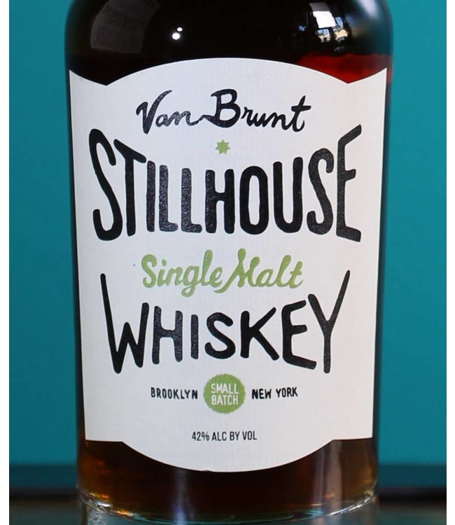 Van Brunt Stillhouse Single Malt Whiskey 375