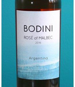 Bodini, Mendoza Malbec Rosé 2017