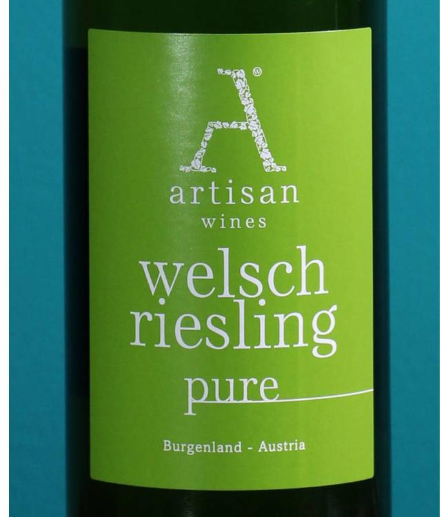 Artisan Wines Austria, Welschriesling Pure 2018