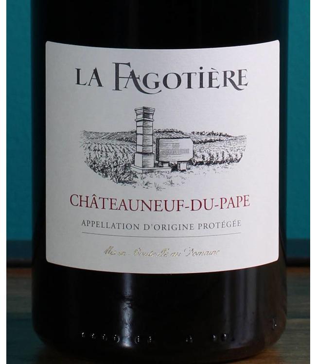La Fagotiere, Chateauneuf du Pape 2017