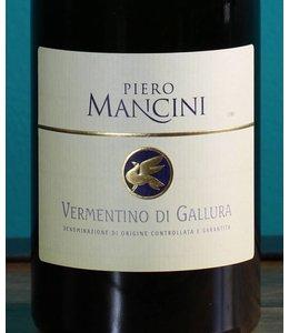 Piero Mancini, Vermentino di Gallura 2018