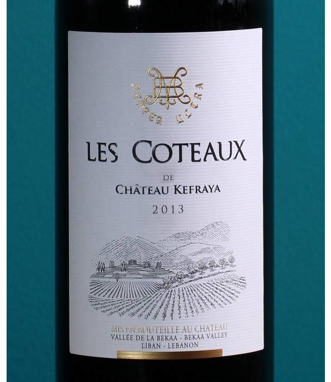 Château Kefraya, Les Coteaux 2016
