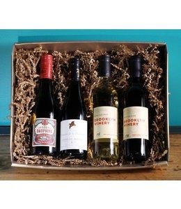 Mini Wine Basket (4 half bottles)