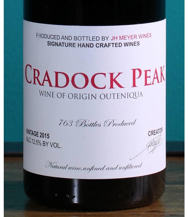 JH Meyer, Cradock Peak Pinot Noir 2016