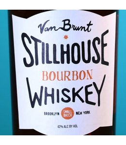 Van Brunt Stillhouse Bourbon Whiskey 375