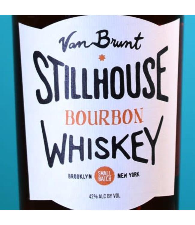 Van Brunt Stillhouse Bourbon Whiskey 375ml
