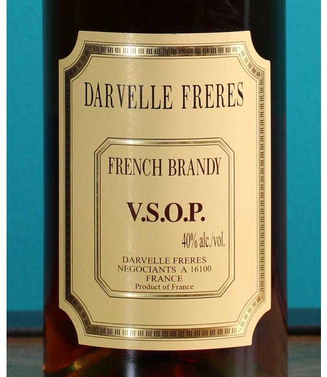 Darvelle Frères, Brandy VSOP NV