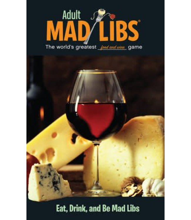 Game Adult Mad Libs